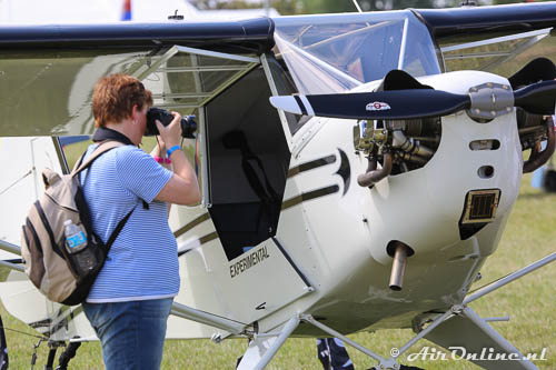Sabina in action (AirVenture2013, Oshkosh, USA)