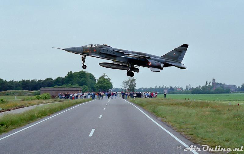 A21 7-IA Jaguar French Air Force