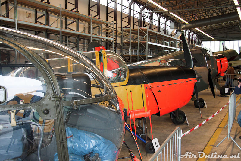 Depot Militaire Luchtvaartmuseum Soesterberg